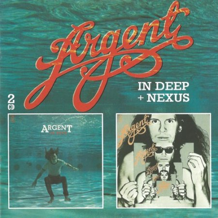 Argent - In Deep 1973/ Nexus 1974 (2CD 2005 Remastered) Lossless