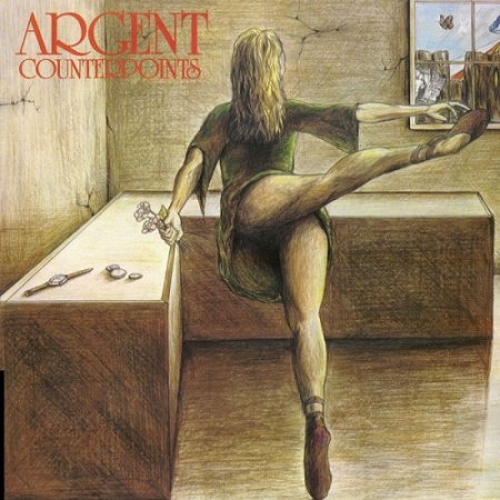 Argent - Counterpoints 1975 (Lossless)