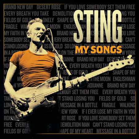 Sting - My Songs (Special Edition) (2CD) 2019 (lossles+mp3)