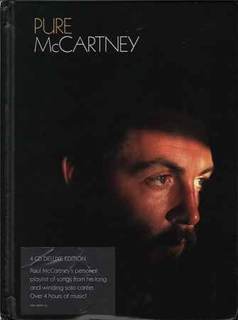 Paul McCartney - Pure McCartney (Deluxe Edition) (4CD) 2016
