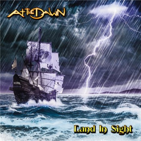 AT THE DAWN - Land In Sight 2015 (Lossless)