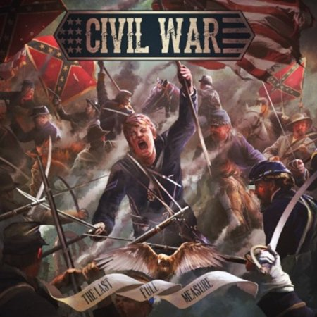 Civil War - The Last Full Measure (Japan) 2016
