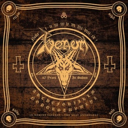 Venom - In Nomine Satanas (Deluxe Edition) (Remaster) 2019