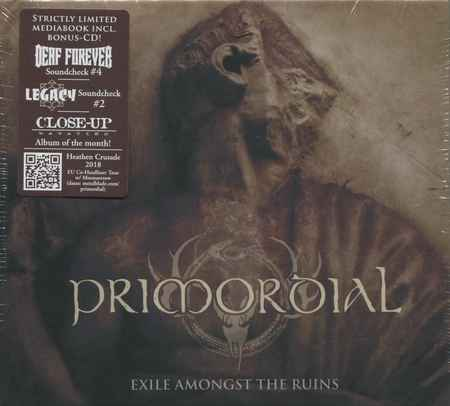 Primordial - Exile Amongst The Ruins  (Limited Edition) (2CD) 2018