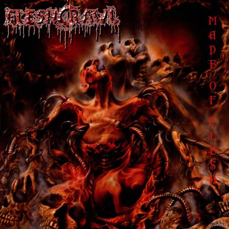 Fleshcrawl - Made Of Flesh 2004
