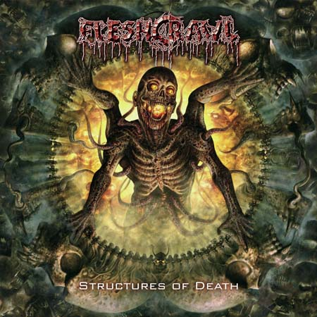 Fleshcrawl - Structures of Death 2007
