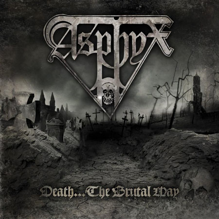 Asphyx - Death… The Brutal Way 2009