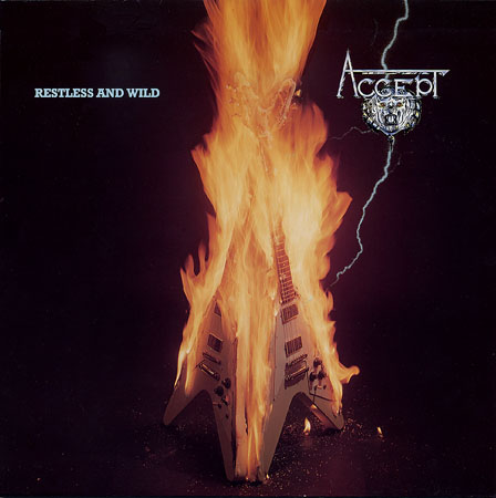 Accept - Restless and Wild 1982
