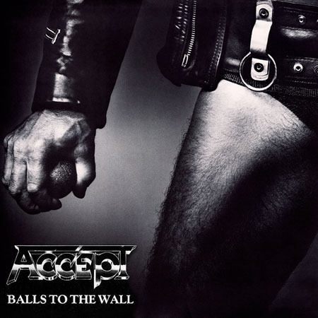 Accept - Balls To The Wall 1983