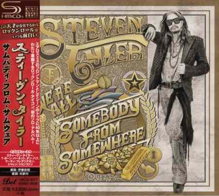 Steven Tyler - Were All Somebody From Somewhere (Japanese Edition) 2016 (lossless)