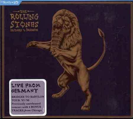 The Rolling Stones - Bridges To Bremen (2CD) 2019