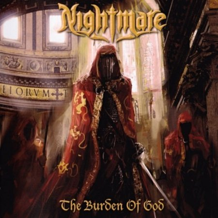 Nightmare - The Burden Of God 2012 (Lossless)