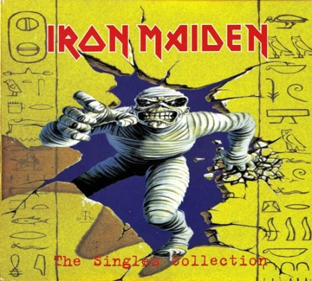 Iron Maiden - The Singles Collection 1996 [2CD] (Lossless)