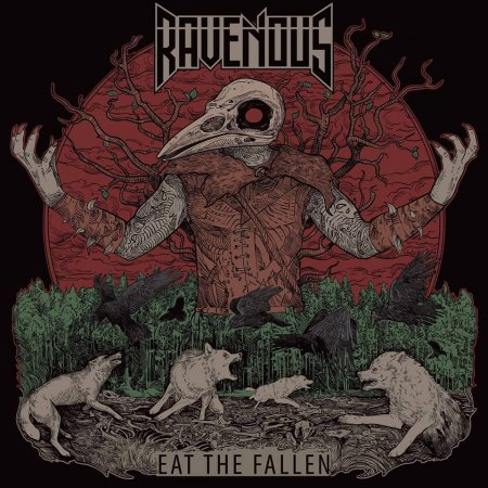Ravenous - Eat the Fallen 2019