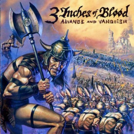 3 Inches Of Blood - Advance And Vanquish 2004 (Lossless)