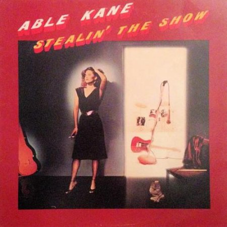 Able Kane - Stealin' The Show (EP) 1983