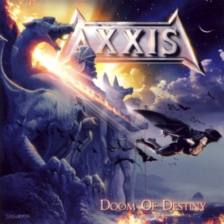 Axxis - Doom Of Destiny 2007 (Lossless)