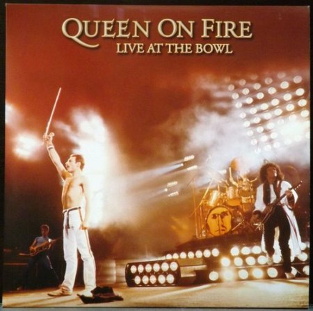 Queen - Queen On Fire - Live At The Bowl (2 CD) 1982 (2004)