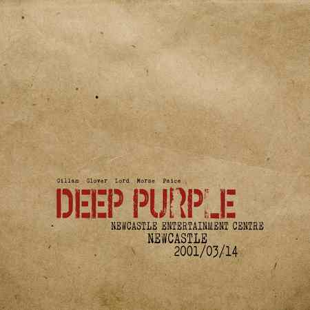 Deep Purple - Live In Newcastle 2001 (2CD) 2019