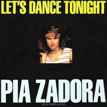 PIA ZADORA - LET`S DANCE TONIGHT 1984