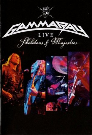 Gamma Ray – Skeletons & Majesties (Live) 2012