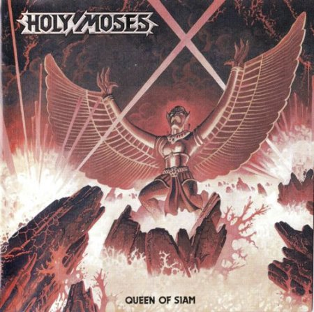 Holy Moses - Queen Of Siam 1986 (Lossless)