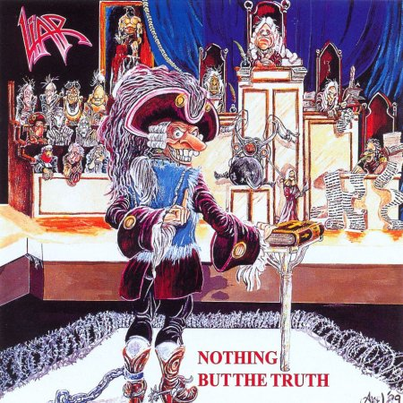 LIAR - NOTHING BUT THE TRUTH 1989