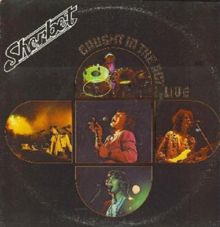 Sherbet - Caught In The Act - Live 1977