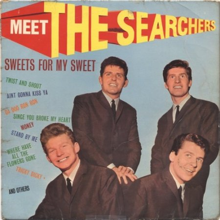 THE SEARCHERS - MEET THE SEARCHERS 1963