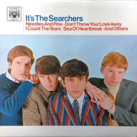 THE SEARCHERS - IT`S THE SEARCHERS 1964