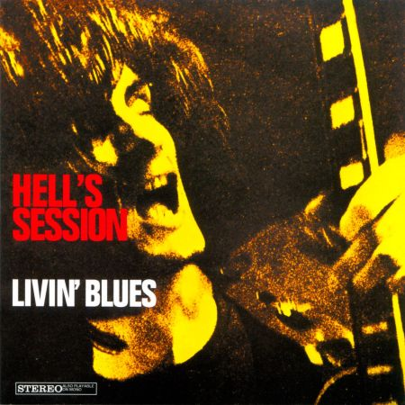 Livin' Blues - Hell's Session 1969