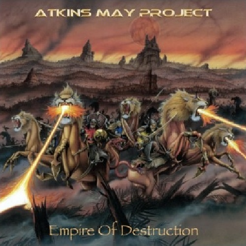 Atkins / May Project - Empire of Destruction ...