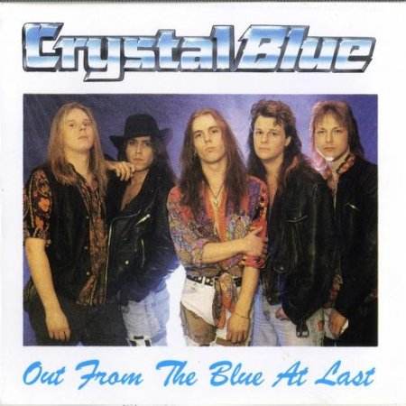 Crystal Blue - Out From The Blue At Last (EP) 1993 (lossless)
