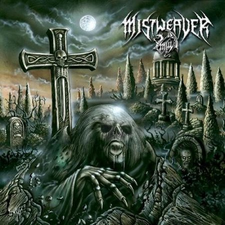 MISTWEAVER - TALES FROM THE GRAVE  2010