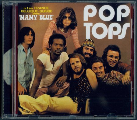 Pop Tops - Mamy Blue 1971