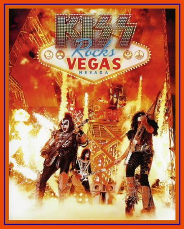 Kiss - Rocks Vegas 2016 (VIDEO)