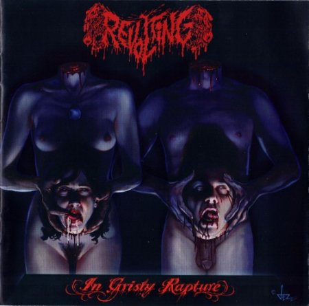 Revolting - In Grisly Rapture 2011