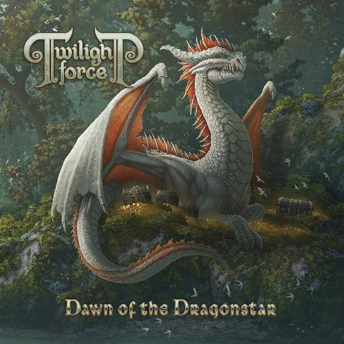 Twilight Force - Dawn of the Dragonstar 2019