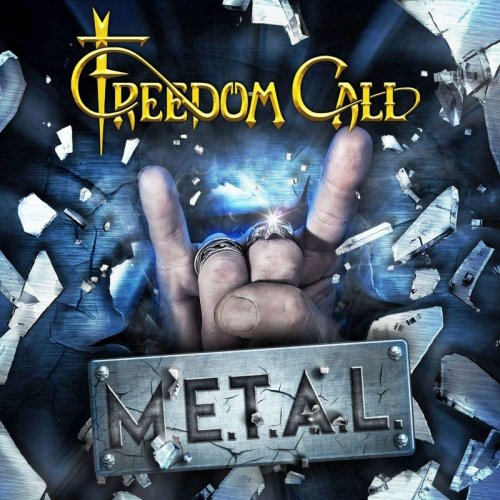 Freedom Call - M.E.T.A.L. (Japanese Edition) 2019