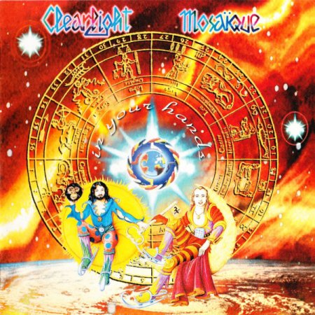 Clearlight - In Your Hands (as Clearlight Mosaique) 1994