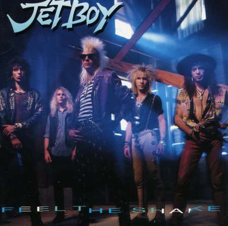 Jetboy - Feel The Shake 1988