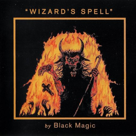 Black Magic - Wizard's Spell 2013