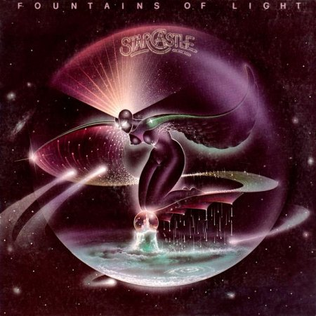 Starcastle - Fountains Of Light 1977