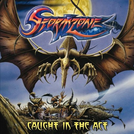 Stormzone - Caught in the Act 2007