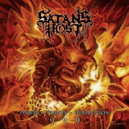 Satan's Host - Power 'Purity' Perfection... 999 2009