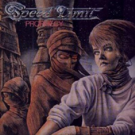 Speed Limit - Prophecy (EP) 1988