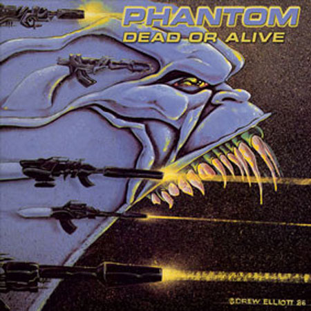Phantom - Dead or Alive 1987 (2008)