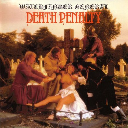 Witchfinder General - Death Penalty 1982
