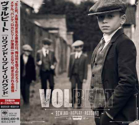 Volbeat - Rewind, Replay, Rebound (Japanese Edition) 2019 (lossless)