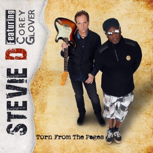Stevie D. feat Corey Glover - Torn From The Pages 2019